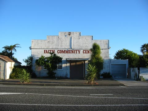 Faith Community Centre, North Island