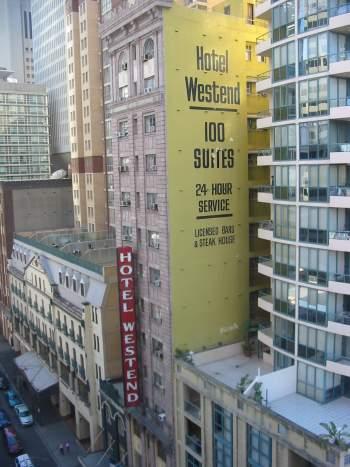 Hotel Westend, Sydney